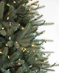balsam hill color clear lights bh blue spruce flip tree balsam hill