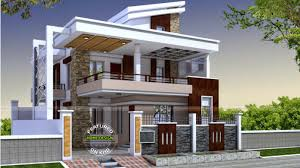 Double Storey Kerala Houses Front Elevations – Amazing