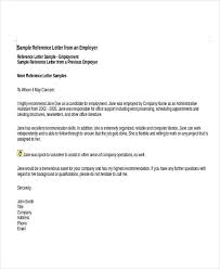 Reference Letter image result for template reference letter for employee reference