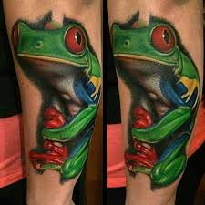 eyed tree frog frogs tree frog