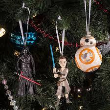 wars ornaments hallmark wars ornament thinkgeek