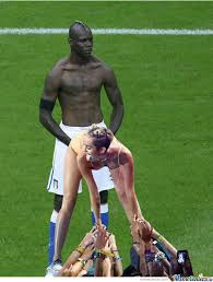 Balotelli Meme - balotelli not entertained by ahmedelbarto meme center