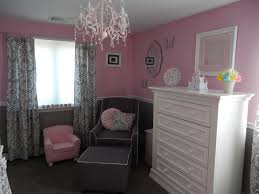 Pink And Grey Nursery Curtains by Pink U0026 Gray Classic Romance Project Nursery