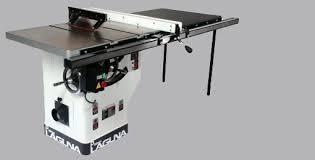 laguna router table extension laguna platinum series tablesaw w dovetail mech left tilt