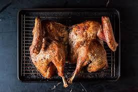 Spicy Thanksgiving Turkey Recipe Bourbon Glazed Spice Rubbed Turkey Thanksgiving Turkey Recipes