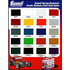 summit racing paint chip charts sum upccc free shipping on