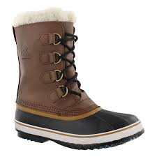 sorel men u0027s 1964 pac t hickory winter boots