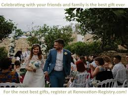 home renovation wedding registry a gift registry to fund your home renovations create yours today