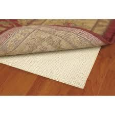Area Rug Padding Hardwood Floor Non Slip Rug Pad Cream Target