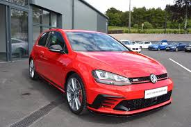 used 2017 volkswagen golf gti clubsport s 1 of 150 uk cars