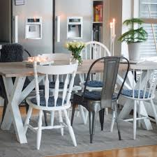 dining room furnature dining table with different chairs with inspiration picture 29305