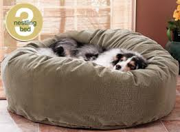 dog nesting bed dog beds what is the best bed for your dog