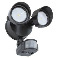 lithonia lighting home depot lithonia lighting 180 degree bronze motion activated outdoor