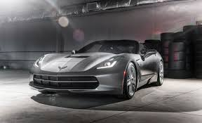 chevrolet corvette c7 stingray 2014 chevy corvette c7 stingray order guide options detailed