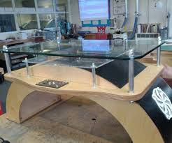 Plywood Coffee Table Diy Table Projects