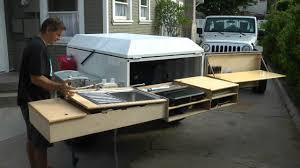 Camp Kitchen Box Plans by Dominion Offroad Trailer Kitchen Design Brilliance Pinterest