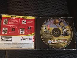 backyard basketball 2004 pc 2003 ebay