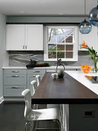 Kitchen Paint Colors With White Cabinets by Painted Kitchen Shelves Pictures Ideas U0026 Tips From Hgtv Hgtv