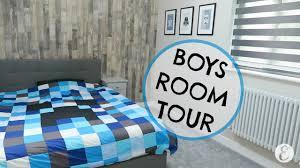 boys room tour u0026 storage ideas big boy room tour youtube