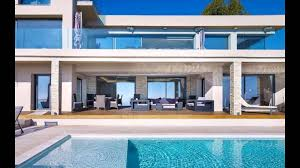 delightful custom luxury house plans 1 modern luxury villa with