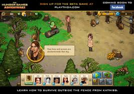 Hunger Games District Map Hunger Games Adventures The Hunger Games