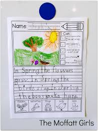 Thanksgiving Writing Prompts First Grade Kindergarten And 1st Grade Writing Journal Prompts With I Can