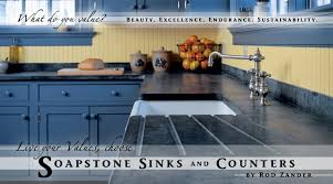 Soapstone Kitchen Sinks Soapstone Counters And Sinks By Rod Zander