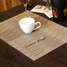 Dining Room Dining Table Mat On Dining Room For Online Buy - Dining room table placemats