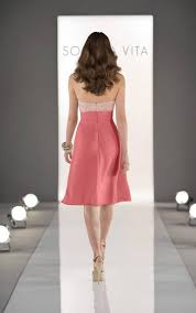 bridesmaid dresses coral bridesmaid dresses coral bridesmaid dresses sorella vita