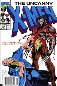 uncanny x men vol 1 276 marvel database fandom powered by wikia