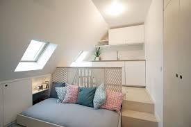 chambre bonne chambre comble petit espace luxe batiik studio petit espace mini