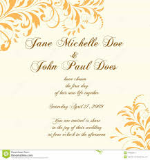 Marriage Invitation Card Sample Tips For Choosing Wedding Invitation Card Templates Egreeting Ecards