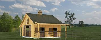 Horse Barns With Apartments Plans Horse Barn And Stable Designs Equine Stables Trilogy Barn And