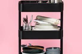 Sunnersta Utility Cart 10 Smart Ways To Use Ikea U0027s Råskog Cart In The Kitchen Kitchn