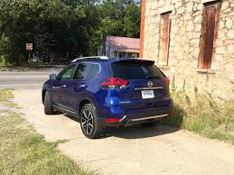 Nissan Rogue Platinum - first drive 2017 nissan rogue is firmly among the herd