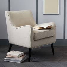 Simple Armchair Book Nook Armchair West Elm