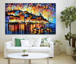 paintings for home decor online get cheap light house painting aliexpress com alibaba group