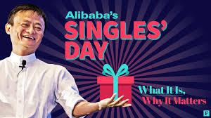 alibaba u0027s singles u0027 day ascent