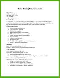 Retail Store Manager Resume Example Cv Sample Of Retail Manager