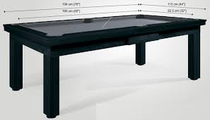 order pool tables dining room pool tables by generation chic pool