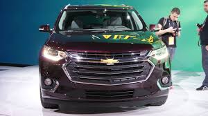 check out the new chevy traverse krcr