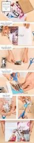 Gift Wrapping Bow Ideas - diy gift wrap with recycled magazines stylecaster