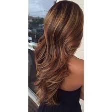 caramel lowlights highlights for brunettes dark brown hairs