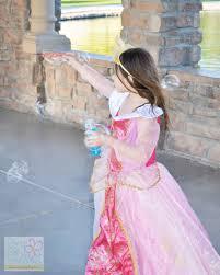 diy princess aurora color bubbles princess dress giveaway brie