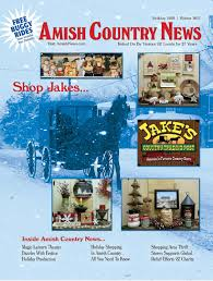 amish country news holiday 2016 winter 2017 by amish country news