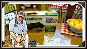 manual foodsaver foodsaver fm 2100 youtube