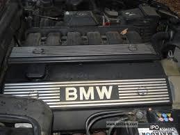 bmw e34 525i engine 1990 bmw e34 525i 24v car photo and specs