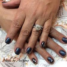 meet me in the corners nail design by anthony nails by anthony