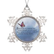 memorial poem ornaments keepsake ornaments zazzle