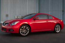 Nissan Altima V6 - used 2013 nissan altima coupe pricing for sale edmunds